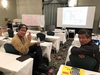 4.猪井社長と飯島社長